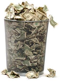 money basket