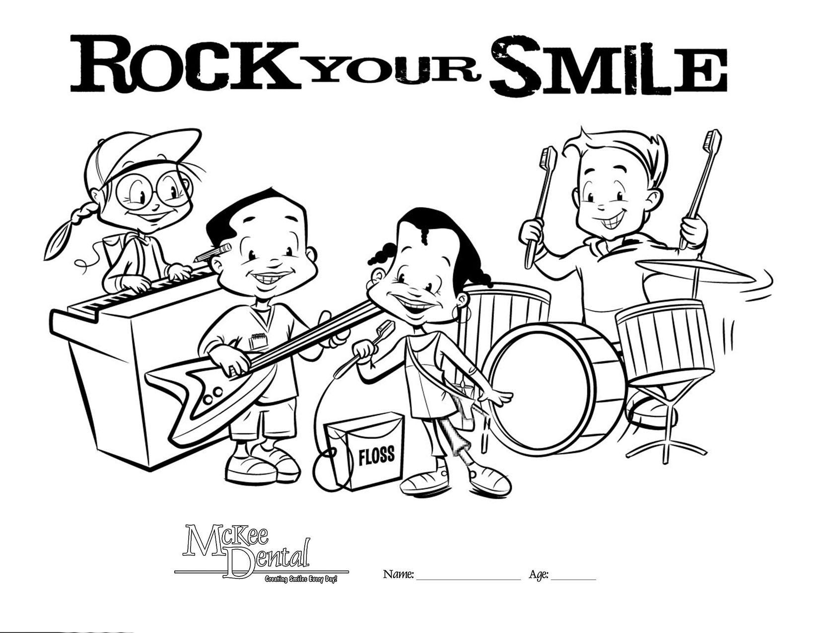 9 12 Rock Smile